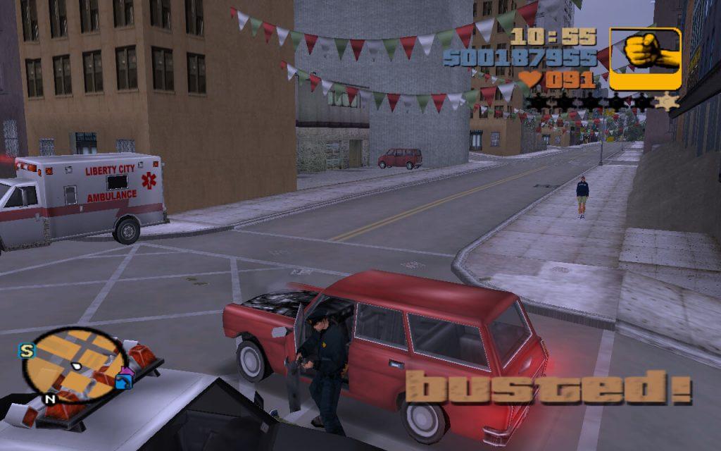 Перевернувшие мир — Grand Theft Auto III