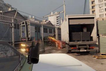 Half-Life Alyx запущена без VR