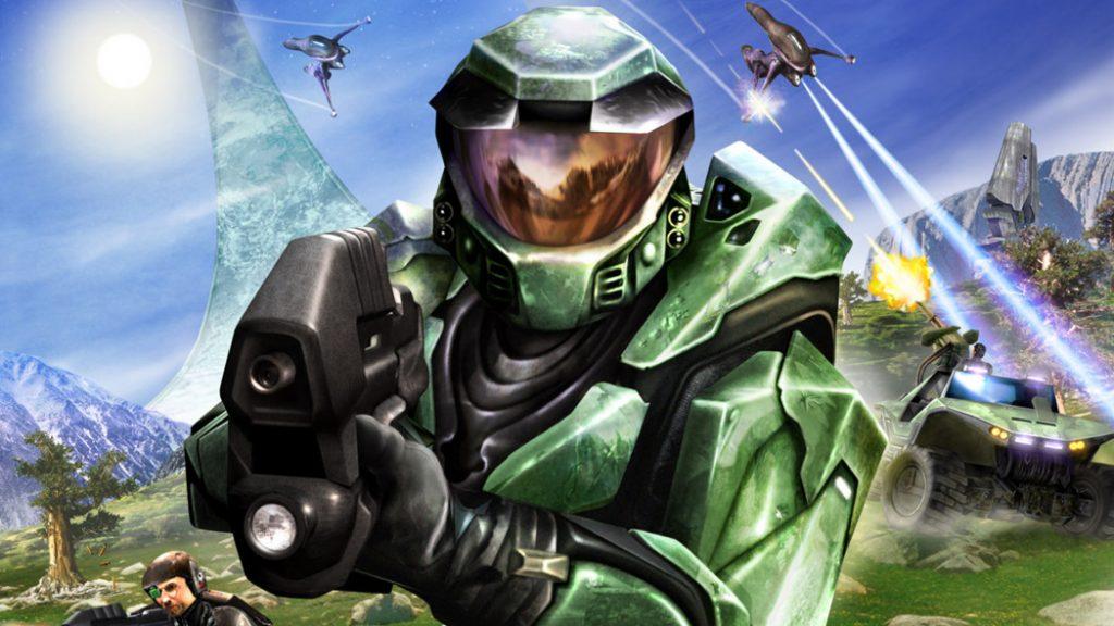 Перевернувшие мир — Halo: Combat Evolved