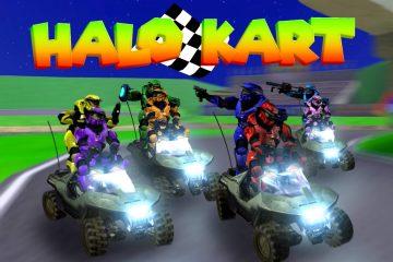 Halo Kart – один из крутейших модов для Halo Custom Edition уже можно загрузить!