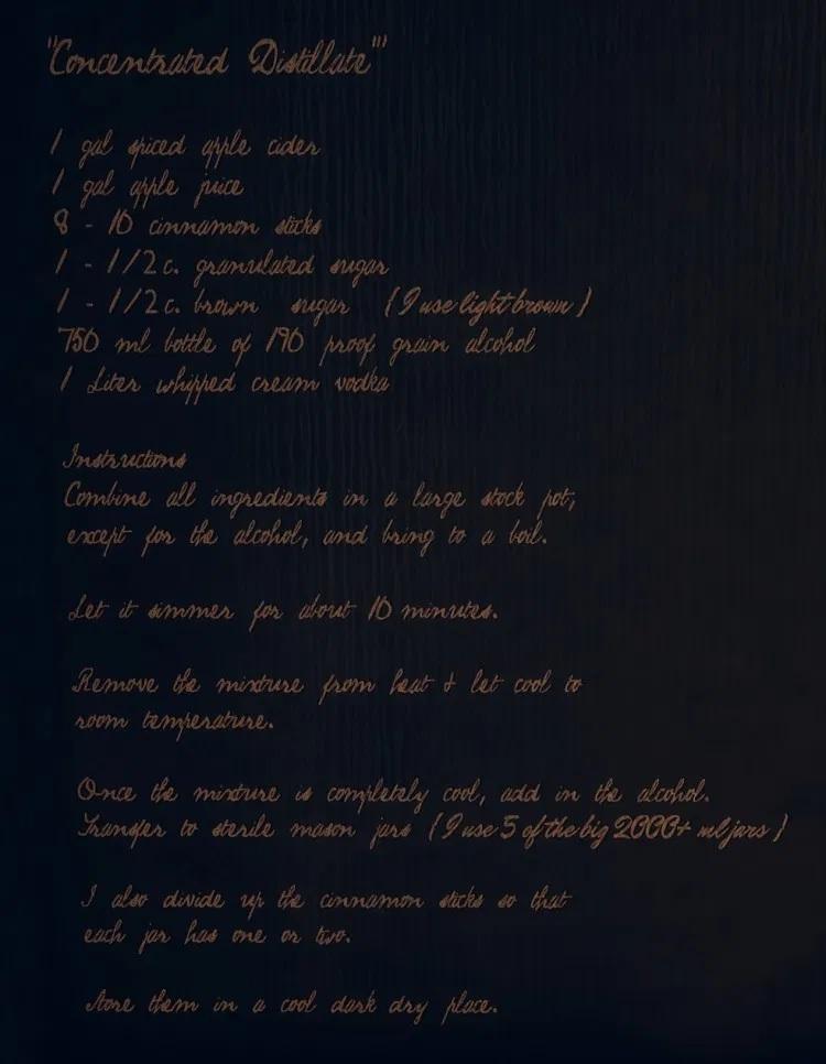 Игрок создал алкогольный напиток на основе рецепта из The Outer Worlds