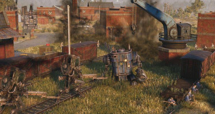 Iron Harvest - представлен первый геймплей