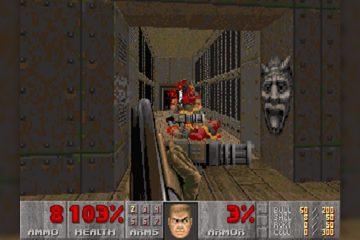 Как бы выглядел Doom, если бы был хоррор-симулятором выживания из 90-х