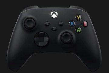 Контроллер Xbox Series X будет работать на батарейках АА