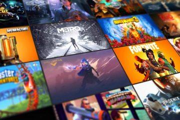 Магазин Epic Games поддержит сервис GeForce Now