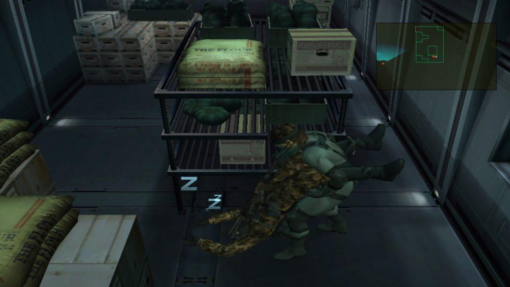 Metal Gear Solid 2. Техническая ретроспектива шедевра Хидео Кодзимы