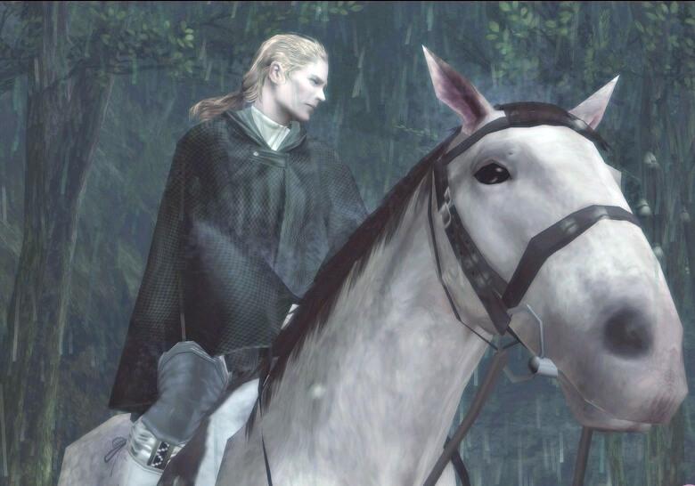 Лошадь Босса