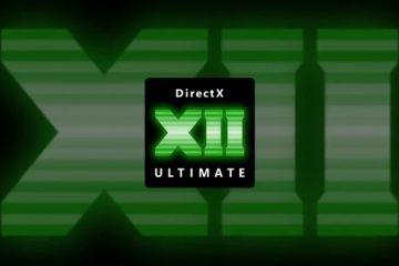 Microsoft представила DirectX 12 Ultimate