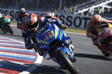 MotoGP 20 - представлен первый геймплей