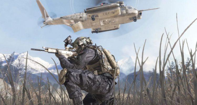 Новые карты для CoD: MW и геймплей Modern Warfare 2 Remaster
