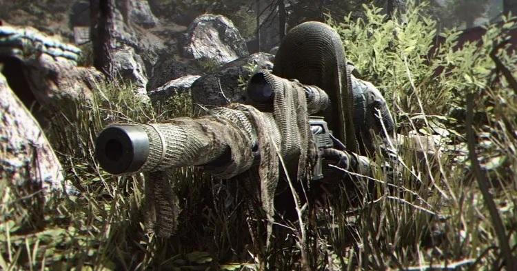 Пасхальное яйцо в CoD: Modern Warfare, доступное только в расширенной версии