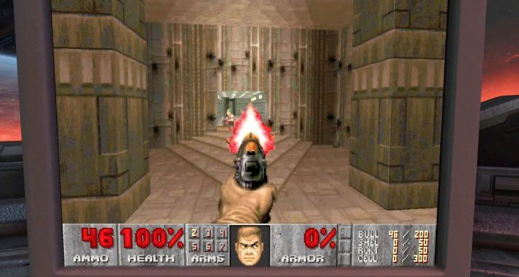 Первые две части Dooms доступны в Doom Eternal