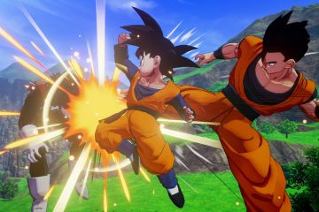Последнее обновление Dragon Ball Z: Kakarot добавляет Машину времени