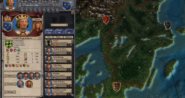 Разработчики Crusader Kings 3 уменьшат порог вхождения
