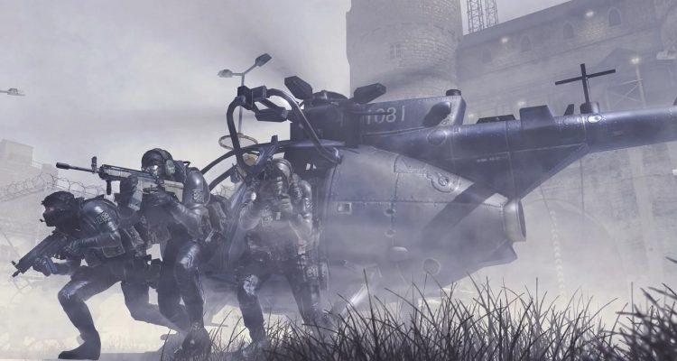 Ремастер Call of Duty: Modern Warfare 2 практически подтверждён