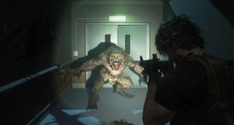 Resident Evil 3 - 20 минут игрового процесса