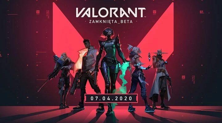 Riot Games сообщила дату начала закрытых бета-тестов Valorant