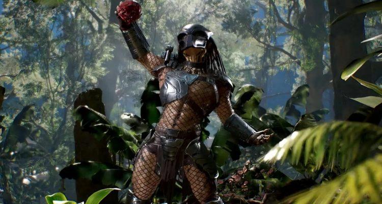 Шварценеггер принял участие в озвучании игры Predator
