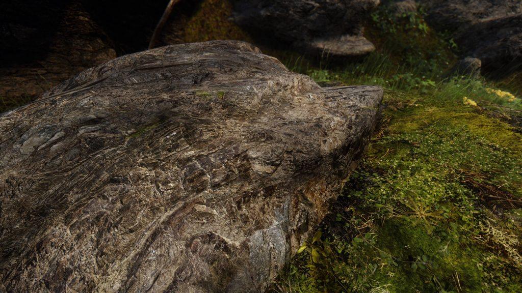 HD пак с текстурами в разрешении 4К и размером 1.5GB преображает ландшафт в Skyrim