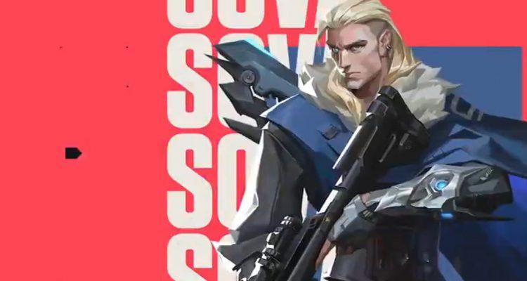 Снайпер Sova из игры Valorant демонстрирует свой дрон и эхолокатор в геймплейном тизере