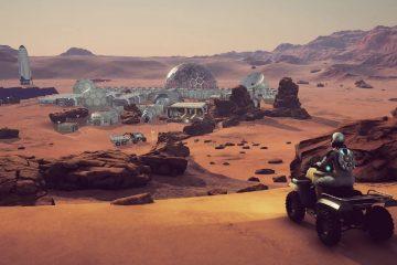 Состоялась премьера Occupy Mars: The Game