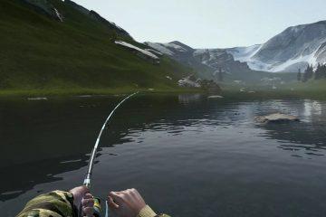 Состоялся анонс Ultimate Fishing Simulator 2
