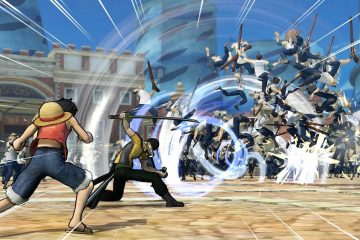 Состоялся релиз One Piece: Pirate Warriors 4