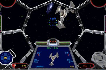 Играли ли вы в... StarWars: TIE Fighter?