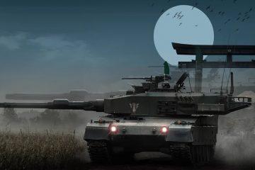 Стартовал пятый сезон в Armored Warfare