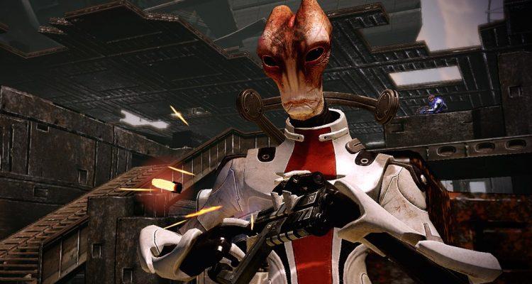 Суицидальная миссия в Mass Effect 2