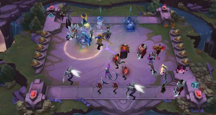Teamfight Tactics выходит на мобильных устройствах с iOS и Android