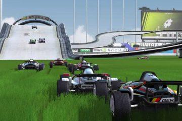 Trackmania Nations Remake - первый геймплей