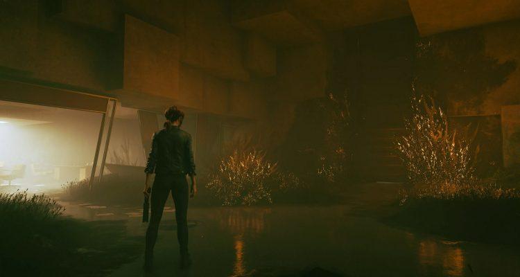 Трейлер и подробности первого DLC для Control - The Foundation