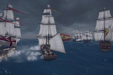 Ultimate Admiral: Age of Sail вышла в раннем доступе