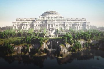В Minecraft - создан музей с запрещёнными публикациями
