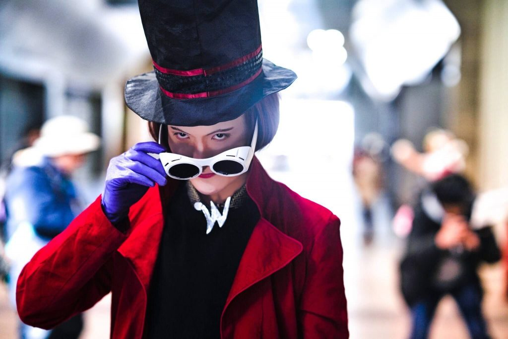 Лучший косплеи с Wonder Festival - Winter