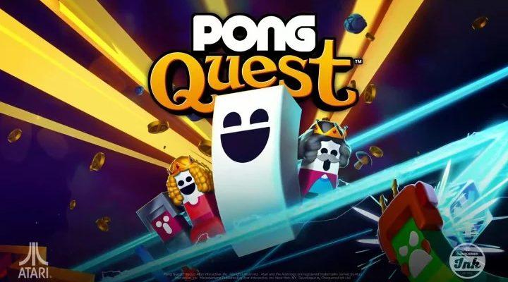 Atong анонсировала RPG PONG Quest