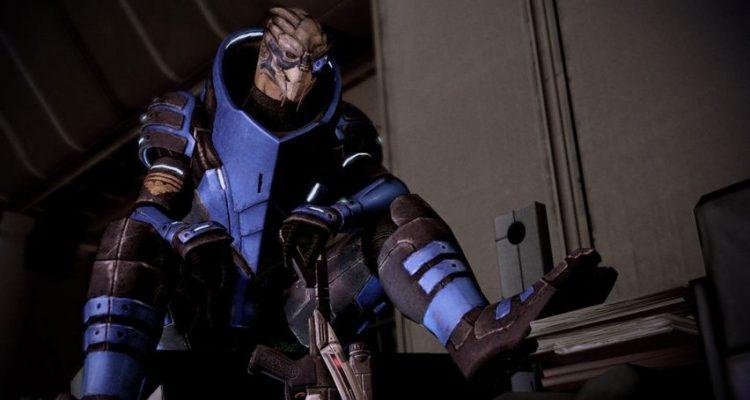 Библейские темы в Mass Effect — Гаррус