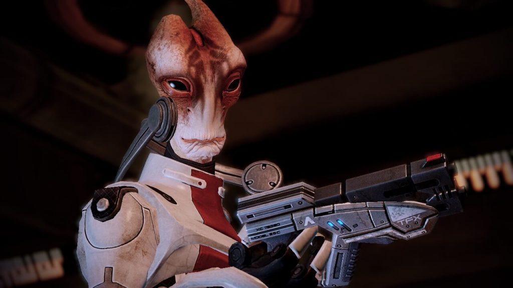 Библейские темы в Mass Effect —Мордин