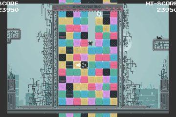 Оригинальное сочетание платформера и головоломки «три в ряд» в Blocked Up