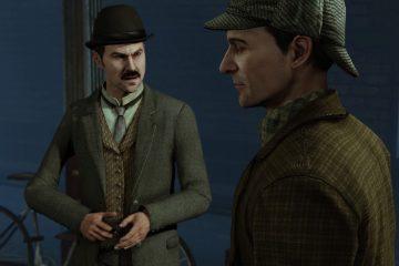 Close to the Sun и Sherlock Holmes бесплатны в Epic Games