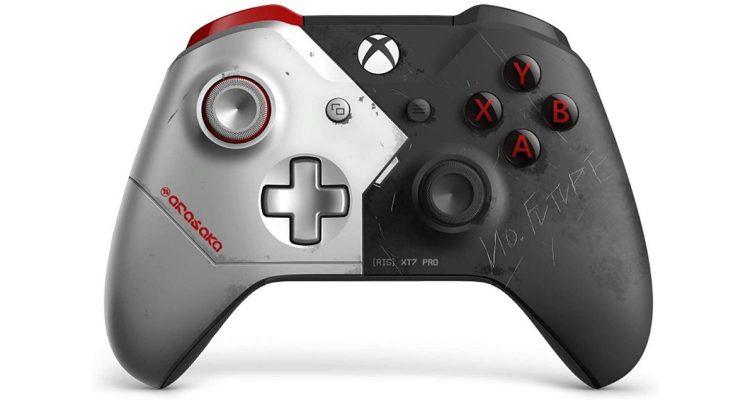 Cyberpunk 2077 вдохновил разработчиков Xbox One на создание оригинального дизайна