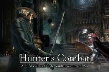 С этим модом можно сыграть в Dark Souls 3 за охотника из Bloodborne