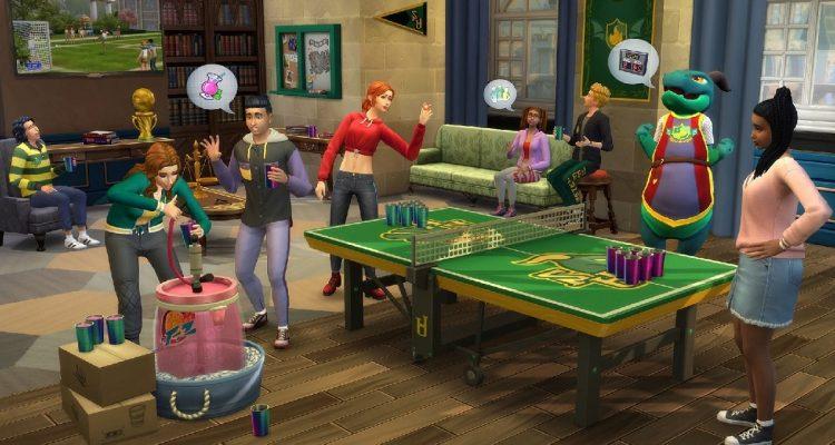 Для Sims 4 создаётся три новых дополнения