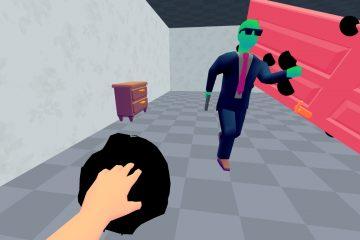 Проведите весело время в забавной игре Door Knocker