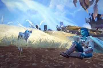Дополнение Shadowlands для WoW внесёт графические улучшения