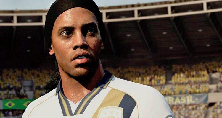 EA рассматривает возможность удаления Роналдиньо из FIFA 20