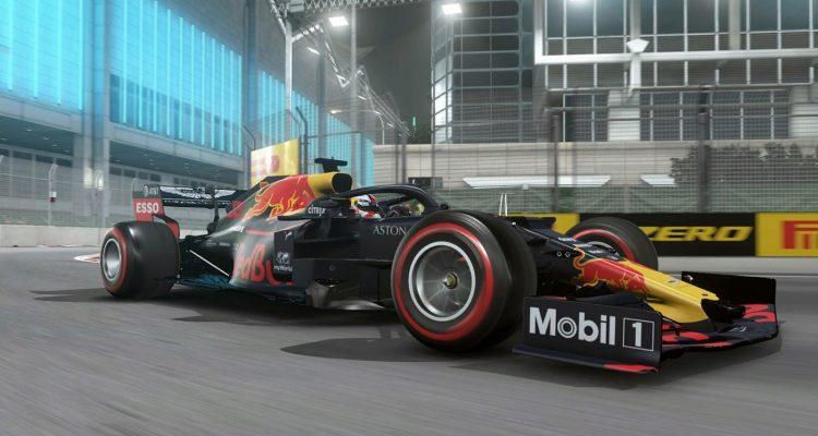 F1 2020 - объявлена дата выхода