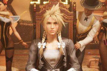Final Fantasy VII Remake выходит на PlayStation 4