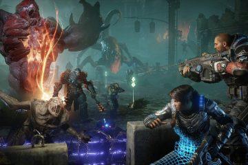 Gears 5 на Xbox Series X загружается в 4 раза быстрее, чем на Xbox One